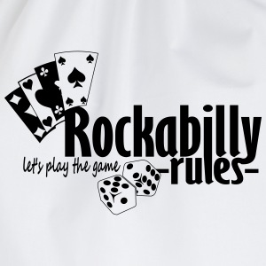 Rockabilly Rules - Turnbeutel
