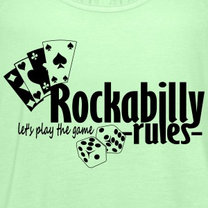 Rockabilly Rules - Frauen Tank Top von Bella