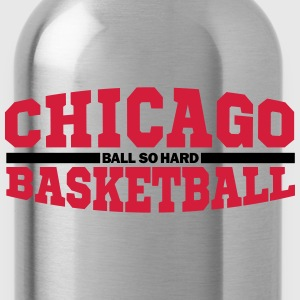 Chicago Basketball Pullover & Hoodies - Trinkflasche