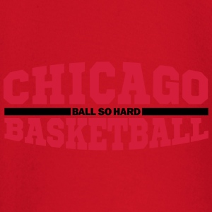 Chicago Basketball Pullover & Hoodies - Baby Langarmshirt