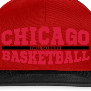 Chicago Basketball Pullover & Hoodies - Snapback Cap