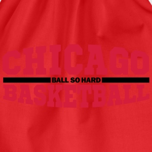 Chicago Basketball T-Shirts - Turnbeutel