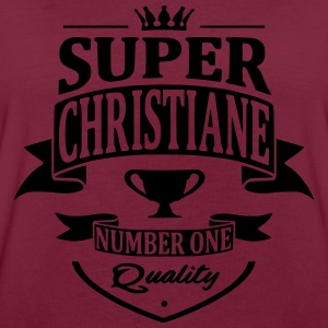 Super Christiane Sweat-shirts - T-shirt oversize Femme