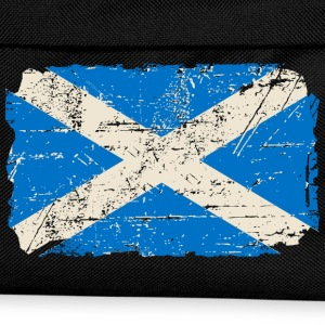 Scotland Flag - Vintage Look Pullover & Hoodies - Kinder Rucksack