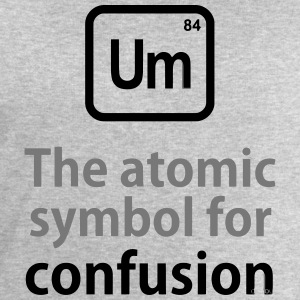 THE CHEMICAL ELEMENT OF CONFUSION Tee shirts - Sweat-shirt Homme Stanley & Stella