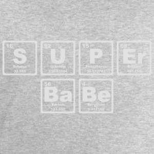 SUPERBABE PERIODIC TABLE OF THE ELEMENTS Tops - Mannen sweatshirt van Stanley & Stella
