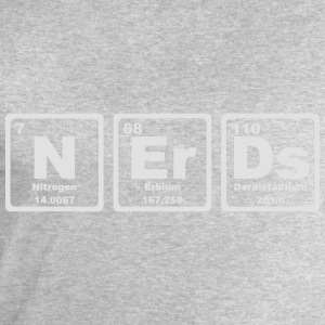 NERDS ELEMENTS OF THE PERIODIC TABLE T-shirts - Sweatshirt herr från Stanley & Stella