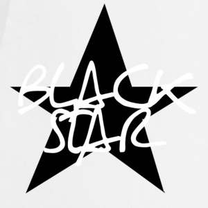 black star Tee shirts - Tablier de cuisine
