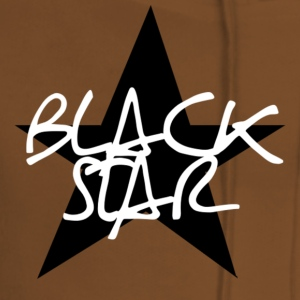 black star Tee shirts - Sweat-shirt à capuche Premium pour femmes
