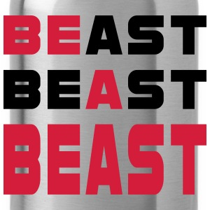 Be A Beast - Borraccia