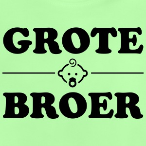 Grote Broer - Baby T-shirt