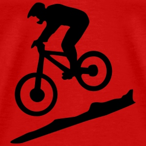 downhill biking - mountain biking Tops - Camiseta premium hombre