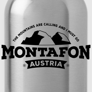 Montafon black Other - Water Bottle