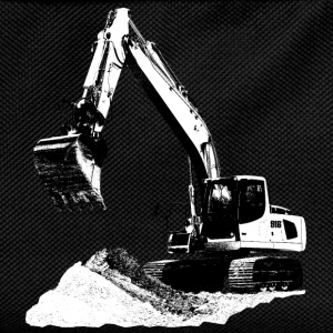 Excavator T-Shirts - Kids' Backpack