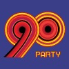 90's party - Vrouwen Premium T-shirt