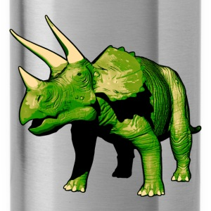 Triceratops Accessoires - Trinkflasche