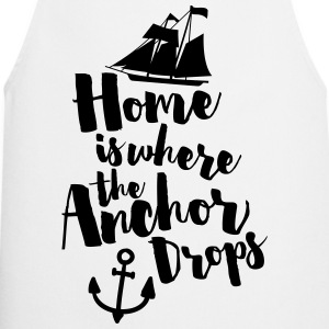 Where The Anchor Drops  Tank Tops - Forklæde