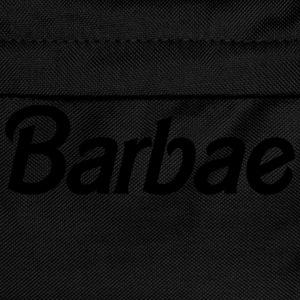 Barbae T-Shirts - Kids' Backpack