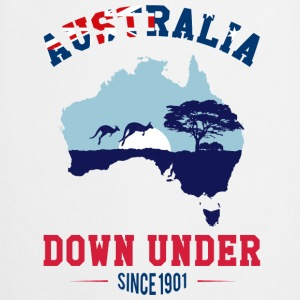 AUSTRALIA - DOWN UNDER T-Shirts - Cooking Apron