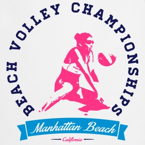 BEACH VOLLEY CHAMPIONSHIP T-Shirts - Cooking Apron