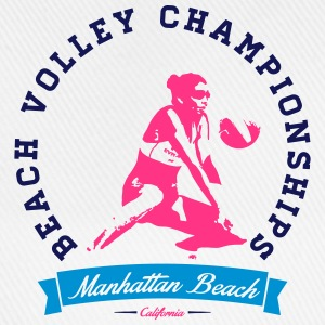 BEACH VOLLEY CHAMPIONSHIP T-Shirts - Baseball Cap