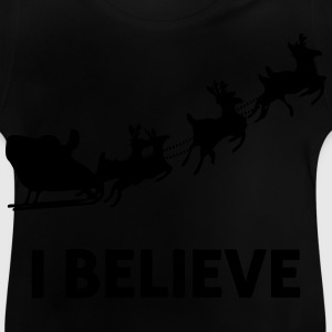 I Believe In Santa Claus T-shirts - Baby T-shirt