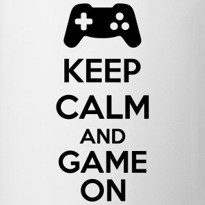 Keep Calm And Game On Shirts - Mok