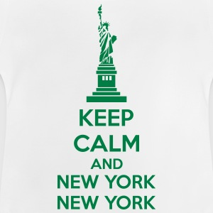 Keep Calm And New York New York T-Shirts - Baby T-Shirt
