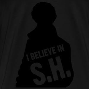 I Believe In S.H. Tops - Männer Premium T-Shirt