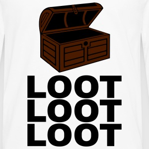 Loot Loot Loot Tee shirts - T-shirt manches longues Premium Homme
