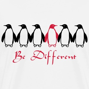 Be Different Sports wear - Men's Premium T-Shirt