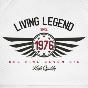 Living Legend black Pullover & Hoodies - Baseballkappe
