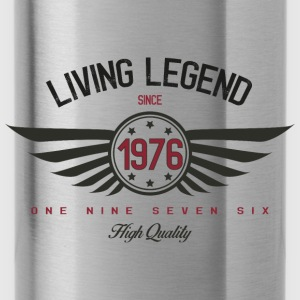 Living Legend black Pullover & Hoodies - Trinkflasche