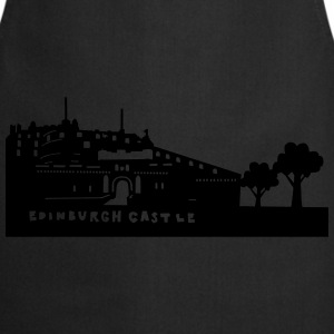Edinburgh Castle - Cooking Apron