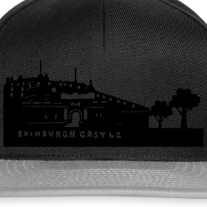 Edinburgh Castle - Snapback Cap