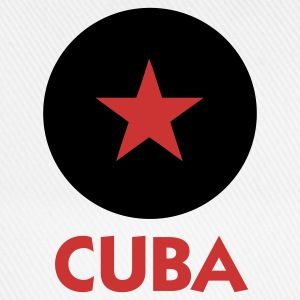 A star for Cuba Shirts - Baseball Cap