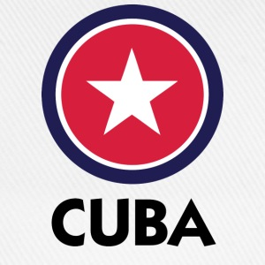 A star for Cuba Tank Tops - Baseball Cap