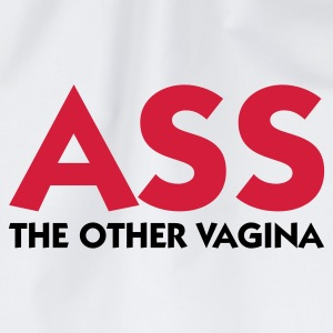 Ass: The other Vagina! Other - Drawstring Bag