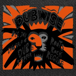 Dubwise Tee shirts - Casquette snapback