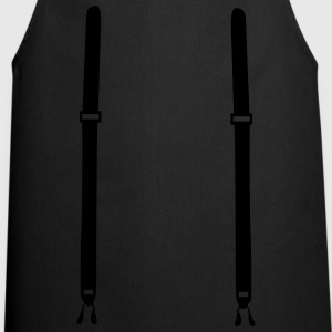 suspenders T-Shirts - Cooking Apron