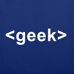 Geek Tag - Tote Bag