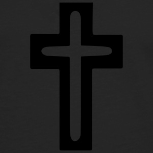 Cross T-Shirts - Men's Premium Longsleeve Shirt