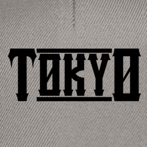 tokyo Sweat-shirts - Casquette snapback