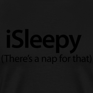 iSleepy - There's a nap for that Baby Langarmshirts - Männer Premium T-Shirt