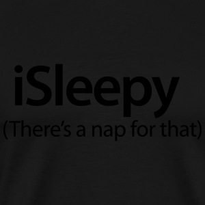iSleepy - There's a nap for that Baby Bodys - Männer Premium T-Shirt