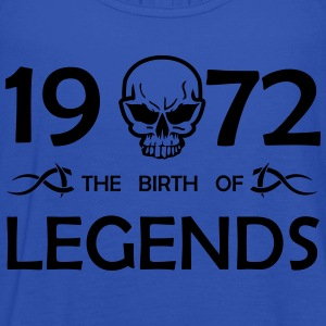 1972 Legends - Frauen Tank Top von Bella
