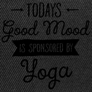 Good Mood Sponsored By Yoga T-Shirts - Snapback Cap