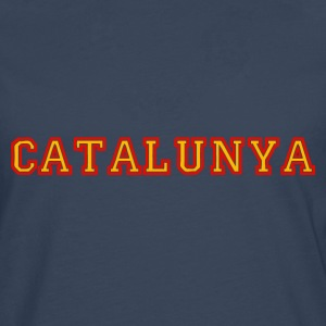 catalunya Tee shirts - T-shirt manches longues Premium Homme