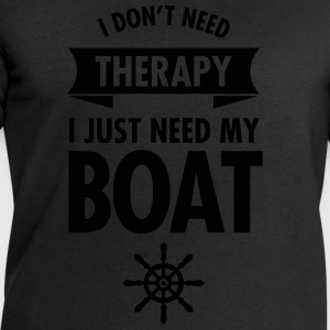 I Don't Need Therapy - I Just Need My Boat Koszulki - Bluza męska Stanley & Stella