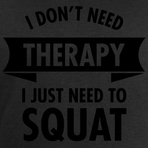 I Don't Need Therapy - I Just Need To Squat Vêtements de sport - Sweat-shirt Homme Stanley & Stella